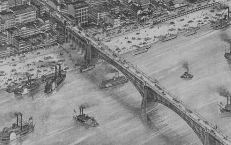 Ead's Bridge